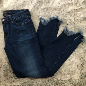 Distressed Flying Monkey Jeans